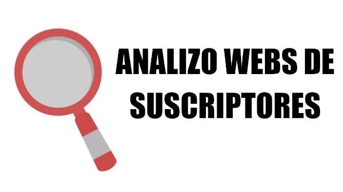 Analizando webs ChorriClub