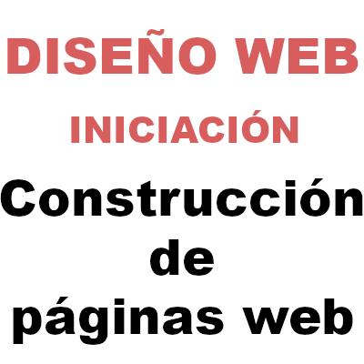 Iniciación en construcción de páginas web