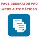 Curso de Page Generator Pro
