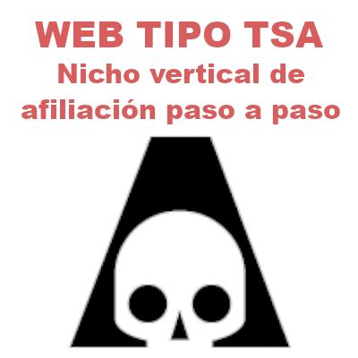 Web tipo TSA: Nicho Vertical