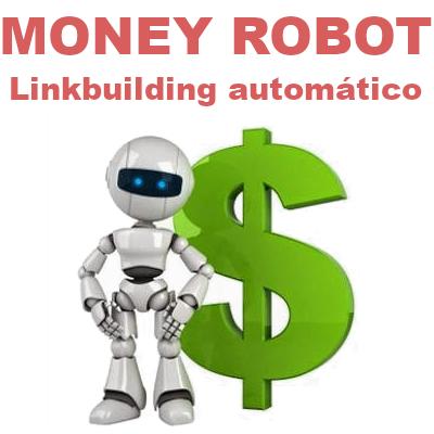 Money Robot (LinkBuilding Automático)