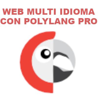 Crear una web multi-idioma con Polylang Pro