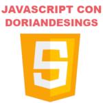 curso de javascript con doriandesings