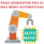 Page Generator Pro III